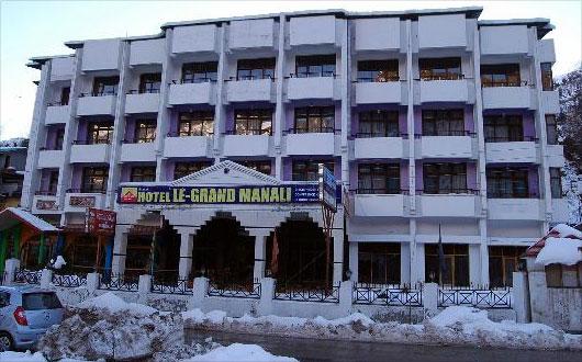 Hotel Le Grand Mi